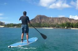 Lecciones individuales de paddling privadas de One-On-One