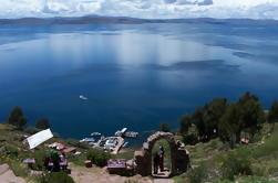Tour privado de día completo Lago Titicaca y Copacabana