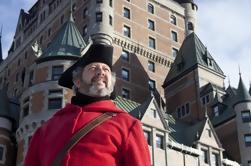 Visite guidée du Fairmont Le Château Frontenac à Québec