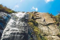 Excursão Trekking e Rappelling das cachoeiras de Huanano