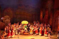 Desempenho no Lviv Opera House