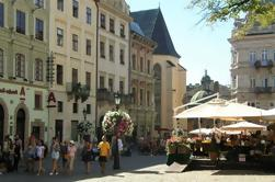 Ciudad Vieja de Lviv: Paseo privado a pie