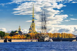 Recorrido por el puerto de San Petersburgo de 2 días