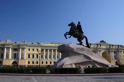 Excursión de la orilla: Explorador de la ciudad de 2 días de St Petersburg incluyendo la visita del museo de Faberge