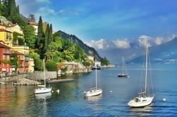 Tour Privado: crucero romántico desde el Lago de Como desde Milán
