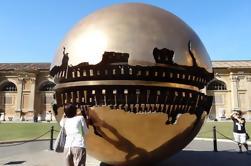 Skip-the-Line Tour Privado de los Museos Vaticanos y la Capilla Sixtina con una Guía de Doctorado
