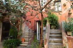 Tour privado: Trastevere y Villa Farnesina a pie