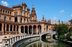 Sevilla In One Day: de wijk Santa Cruz, Royal Alcazar paleis, de kathedraal van Sevilla, Royal Maestranza arena en River Cruise
