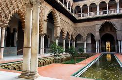 Sevilla Sightseeing Tour: Koninklijke Alcazar Paleis, Plaza de Espana, de kathedraal van Sevilla en de wijk Santa Cruz