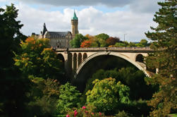 Excursion d'une journée au Luxembourg à partir de Bruxelles
