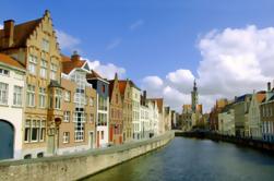 Excursion d'une journée à Gand et à Bruges depuis Bruxelles