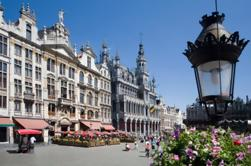 Brussels Super Saver: Visite de Bruxelles et voyage d'une demi-journée à Anvers