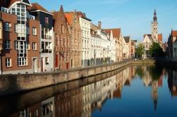 Bruxelles Super Saver: Visite de Bruxelles, Voyage d'une demi-journée à Anvers, Excursion d'une journée à Gand et Bruges