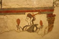 Visite guidée privée de Mycènes - Fort de Palamidi - Epidaure de Nafplio avec déjeuner