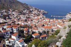 Voyage privé de 2 jours d'Athènes à Hydra et Spetses Islands avec chauffeur privé
