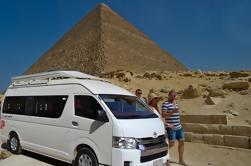 Traslado privado desde Hurghada a El Cairo Hoteles