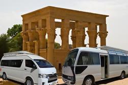 Traslado privado de Hurghada a Asuán Hoteles