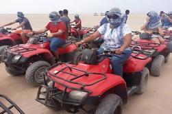 Hurghada Sunset y Quad Bike Safari en el Desierto