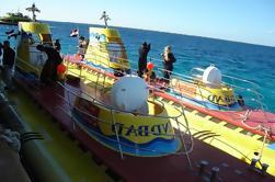 Viaje submarino de 50 minutos en el Mar Rojo, incluido el transporte desde Hurghada