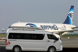 Traslado privado de ida y vuelta: Aeropuerto de Hurghada a Hurghada