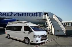 Traslado privado de ida y vuelta: Aeropuerto de Hurghada a Makadi Bay