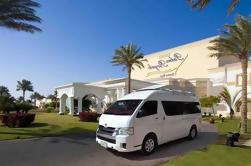 Traslado privado de una vía: Aeropuerto de Hurghada a Soma Bay o Safaga Hoteles