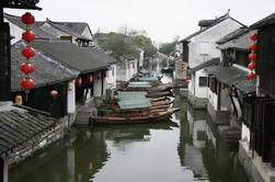 Excursión de medio día a Zhouzhuang Water Village Tour desde Shanghai