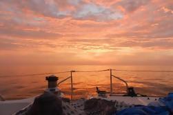 Navegando la Bahía de Lima al atardecer