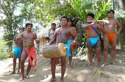 Excursión de un día a Embera Village