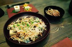 Halal Japanese Cooking Class mit Wajima Lacquerware