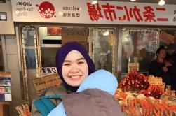 Un jour musulman-amical Tour de Sapporo