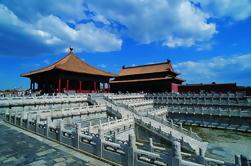 Tour en autobús de la Plaza de Tiananmen Ciudad Prohibida y Gran Muralla de Badaling