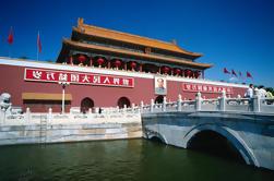 Tour en autobús de la plaza de Tiananmen Ciudad Prohibida Templo del Cielo y Palacio de Verano