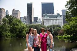 Tour a pie de los sitios de cine y TV de Central Park
