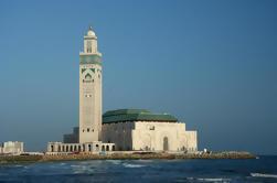 Tour privado de día completo Casablanca desde Marrakech