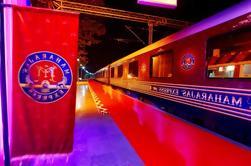 Excursión de 4 noches en tren de lujo: Giras de la India Tour del Triángulo de Oro a bordo del Maharajas 'Express