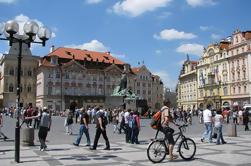 Excursión en bicicleta por Praga