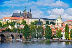 Traslado privado: Budapest a Praga