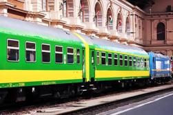 Transferência de Chegada Compartilhada: Hotéis da Estação Ferroviária Keleti de Budapeste para Budapeste