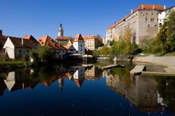 Noche en Cesky Krumlov Viaje desde Praga