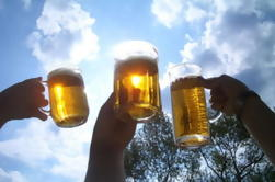 Degustação de cerveja em Praga