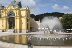 Balnearios checos de Karlovy Vary y Marianske Lazne de Praga