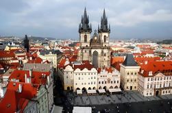 Passeio a pé pela Rota Real de Praga