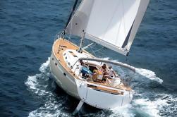 Excursión en velero desde Barcelona