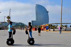 Barcelona en Segway: Visita guiada de tapas