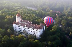 Paseo en globo aerostático alrededor de Praga