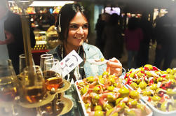 San Miguel Market: Sherry en Tapas Tasting Tour in Madrid