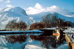 Excursion de 5 jours au Highland Explorer et à l'île de Skye en petits groupes à partir d'Édimbourg