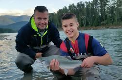 Pesca con mosca de medio día de Whistler