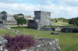 Día de Ruinas de Tulum con Cenote Dos Ojos y Playa